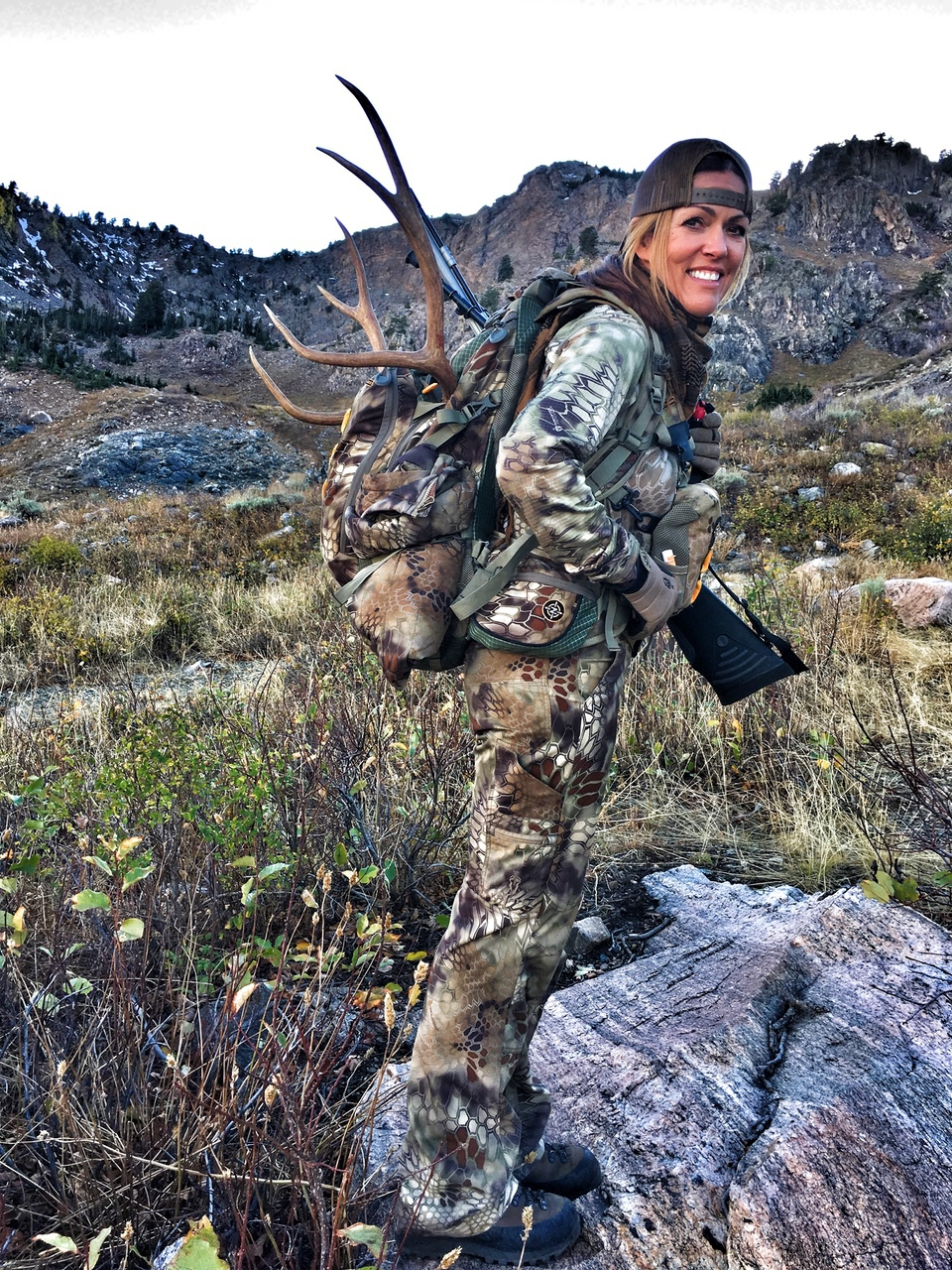 Jana-Waller-Mule-Deer-Hunt