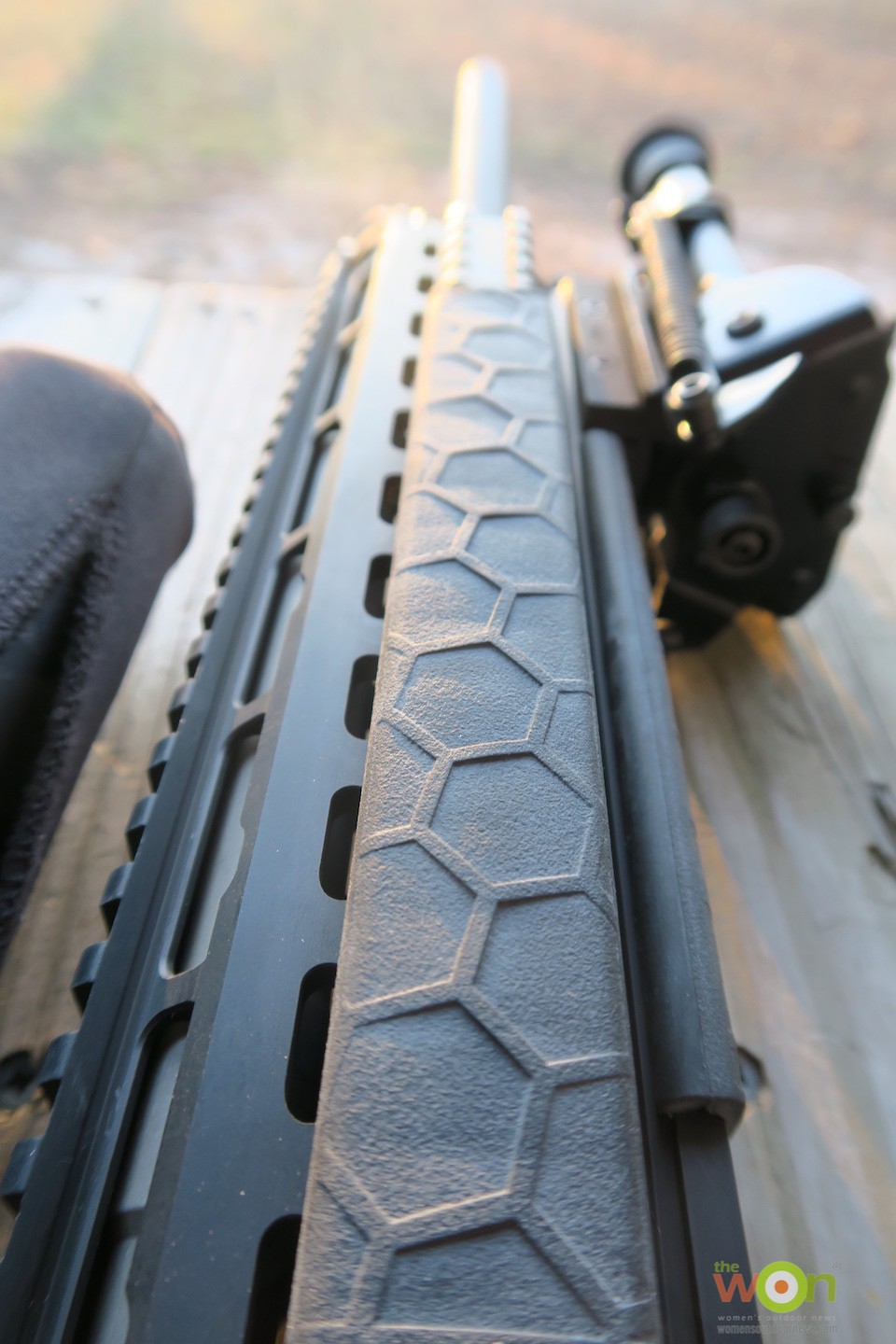 HexMag rail covers