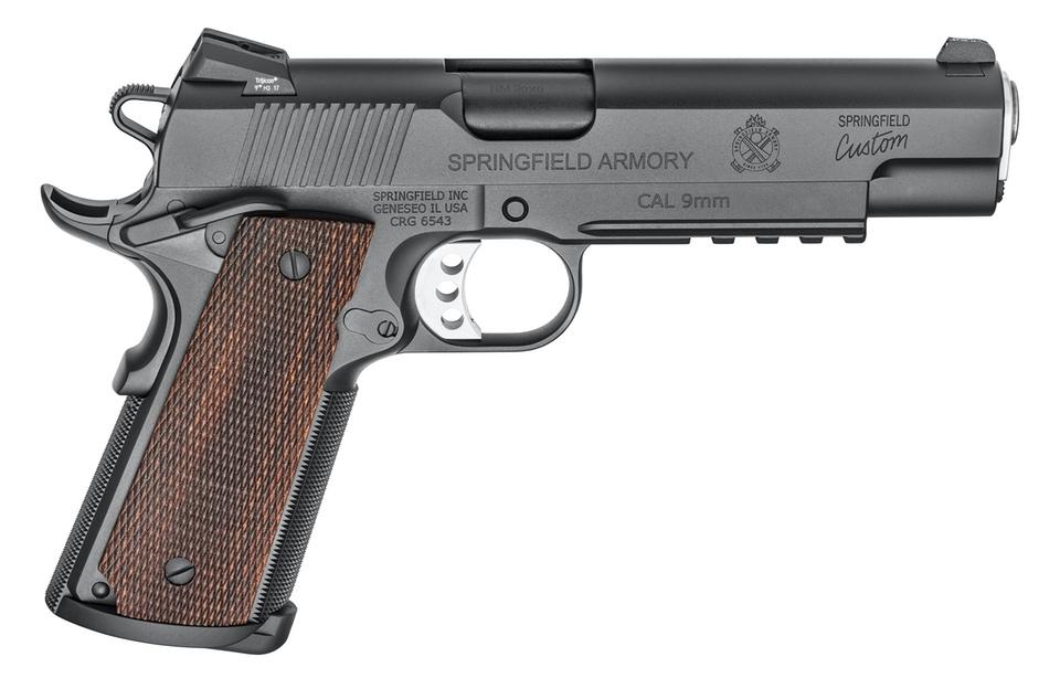 Springfield-1911-9mm2 Custom Shop