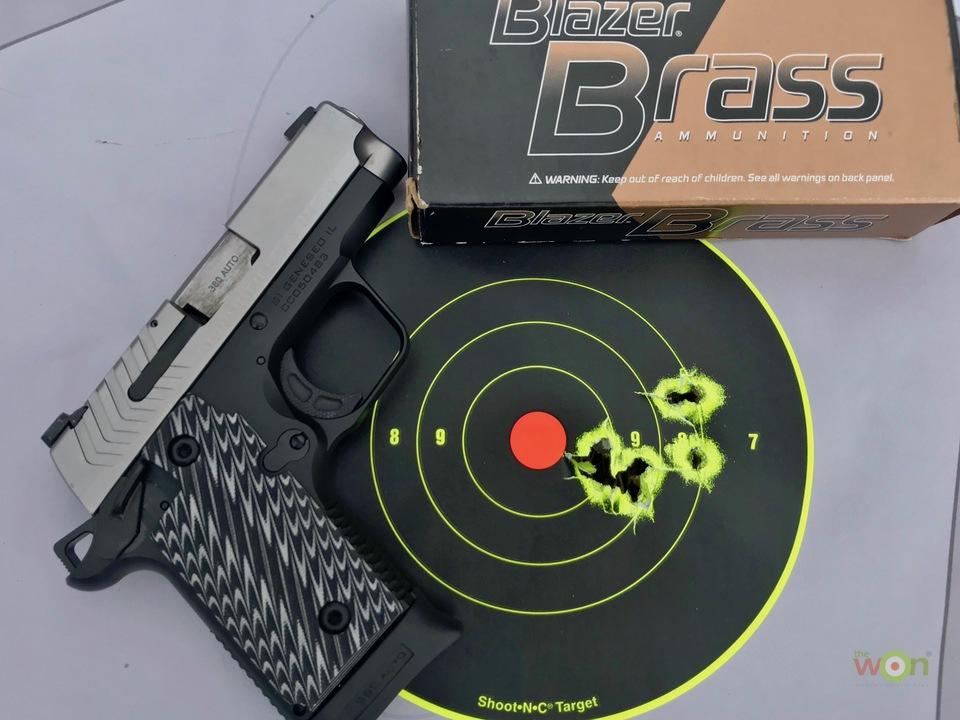 Target-911-Cerino-paper Springfield Armory 911