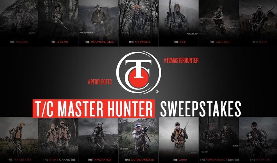 Thompson-Center-Facebook-Sweepstakes Master Hunter