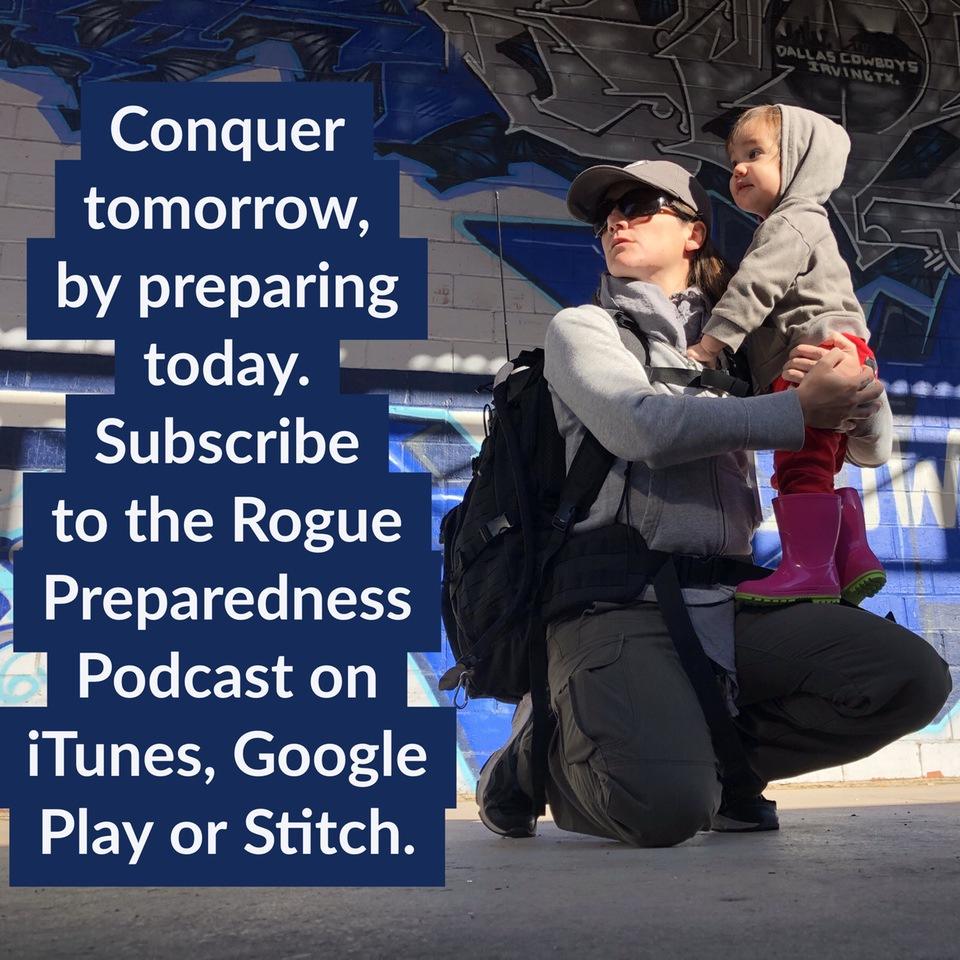rogue-preparedness-podcast rogue Preparedness