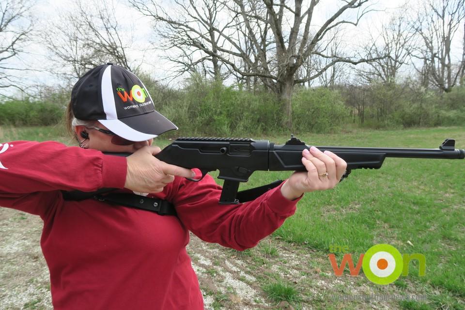 Babbs Ruger Carbine sling
