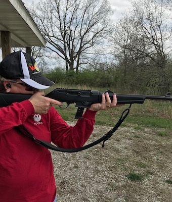 Babbs carbine feature Ruger PC