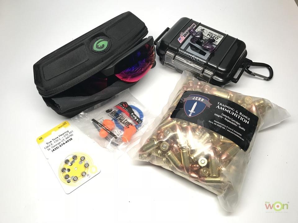 Dalton-Ammo Range Bag