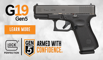 The Women's Outdoor News and Glock are giving away a Gen 5 Glock 19! Don't miss your chance to win the amazing new Gen 5 Glock 19 with enhanced accuracy, durability, performance, control and flexibility!