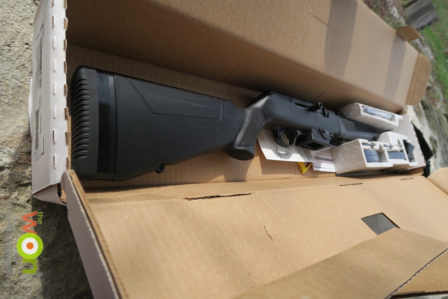 Ruger PC Carbine in box