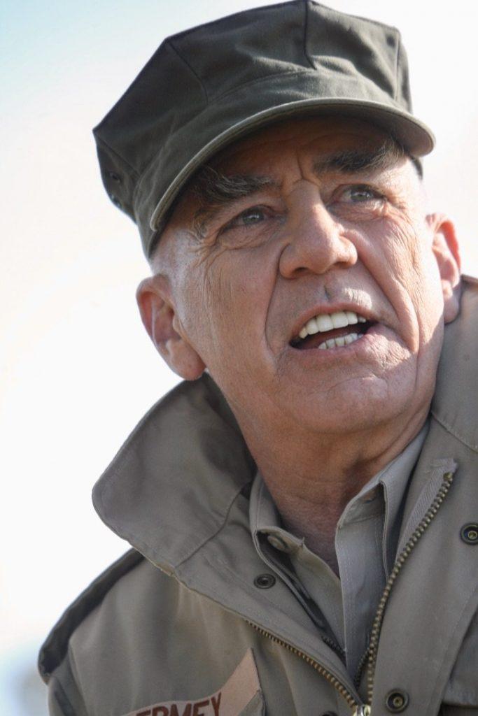 R Lee Ermey USMC
