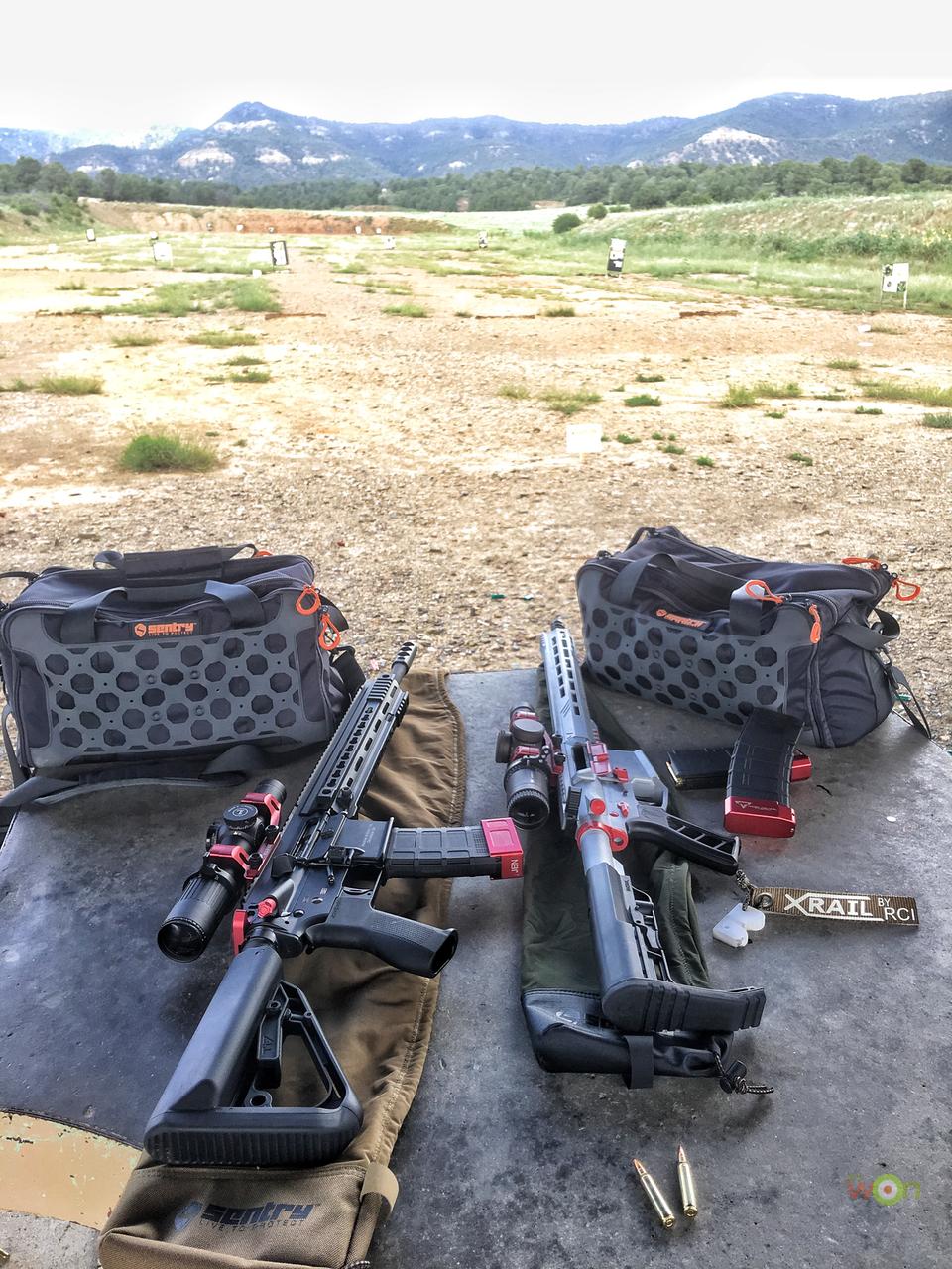 Sentry-Bags