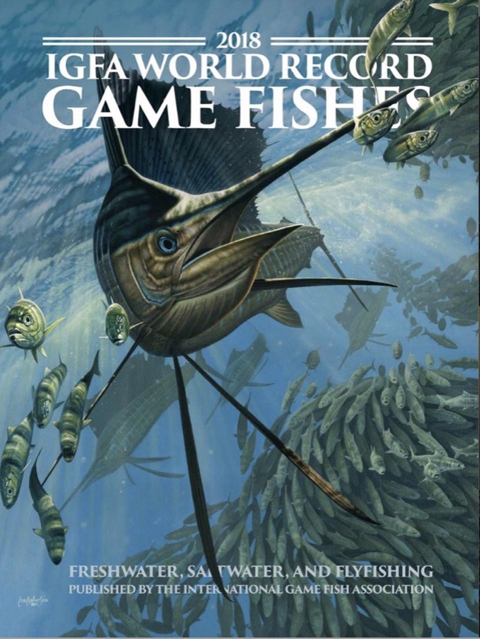 World record Game fish IGFA World Record