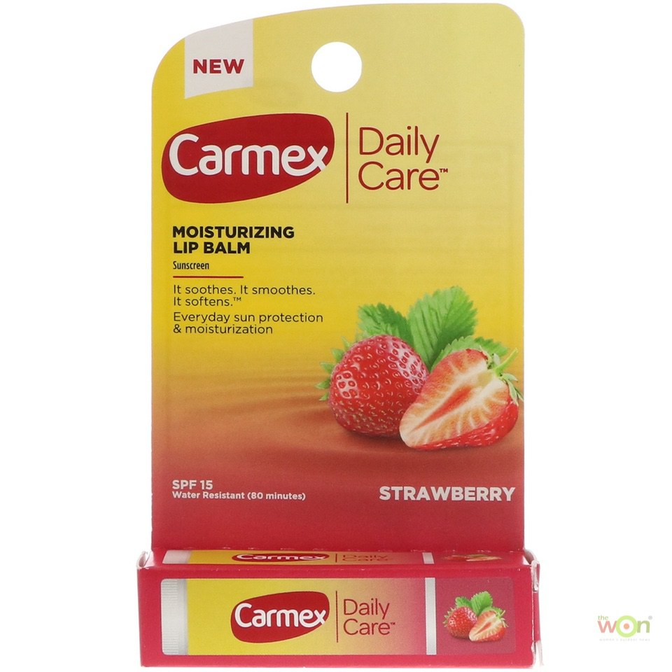 carmex_strawberry_ Range Bag Essentials