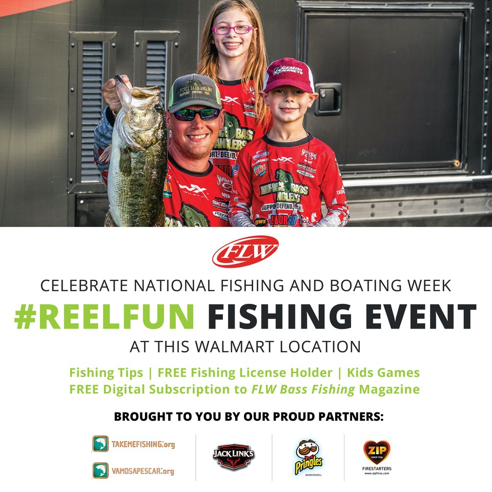 #REELFUN National Fishing and Boating Week