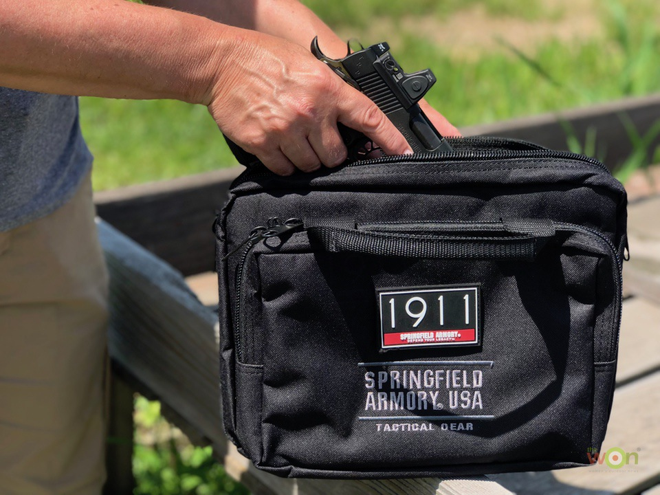 Gun Test: Springfield Armory TRP 10mm RMR | The Daily Caller