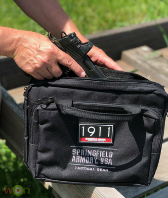 Springfield Armory TRP 10mm RMR for Serious Handgun Hunters