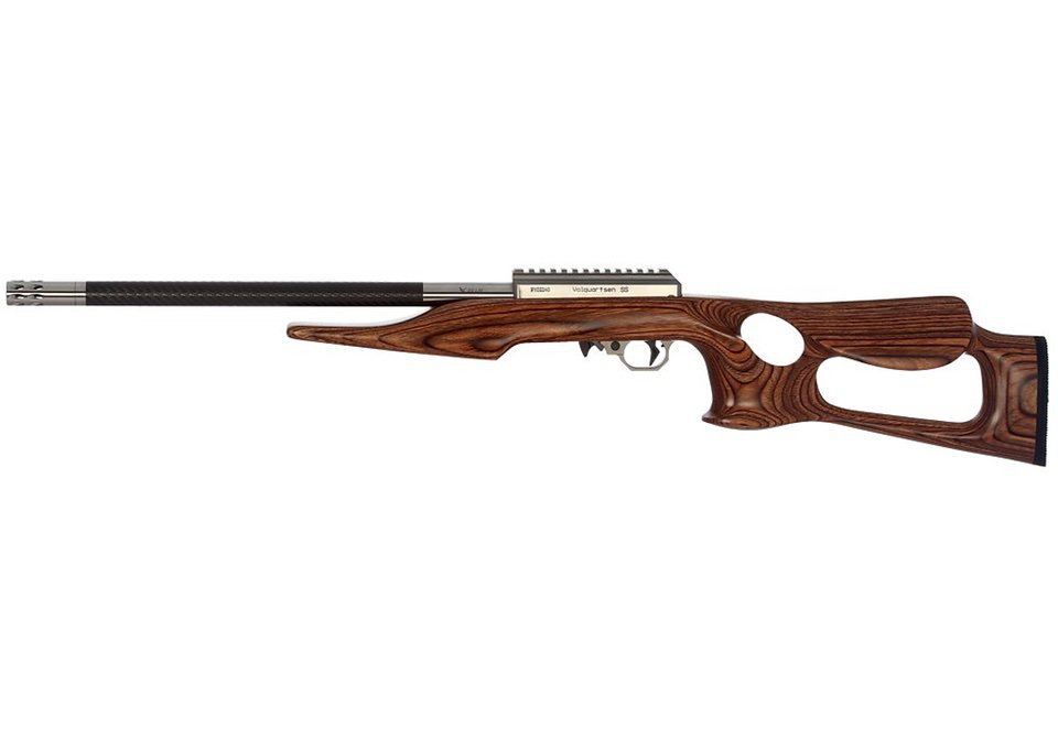 Volquartsen 22 LR rifle-Lundvall-May