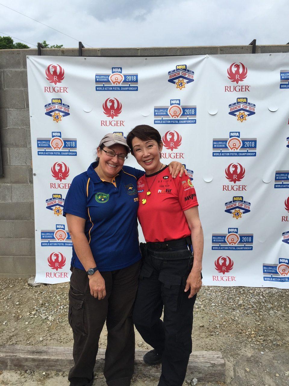 Anita Mackiewicz - 2018 Bianchi Cup Woman Champion