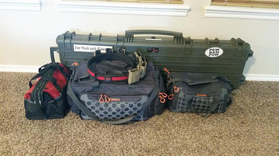 Rebecca range bags
