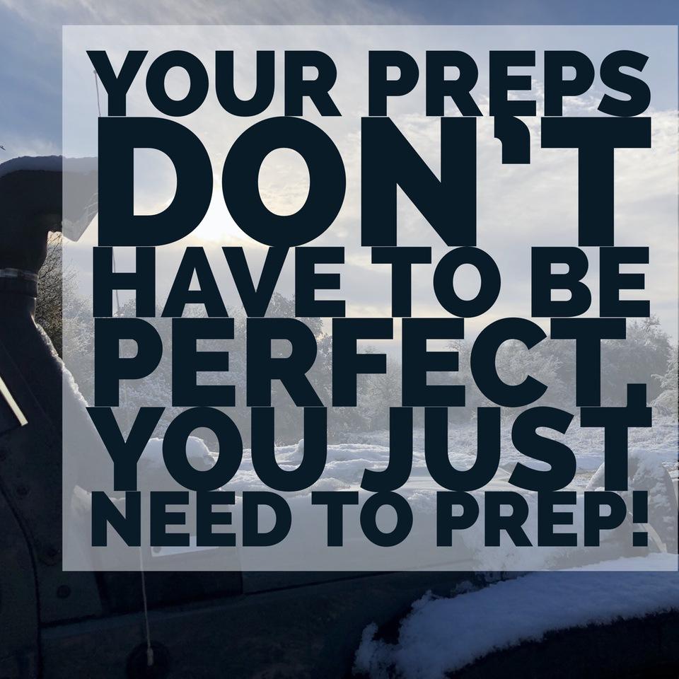 Rogue Preparedness blog prepared