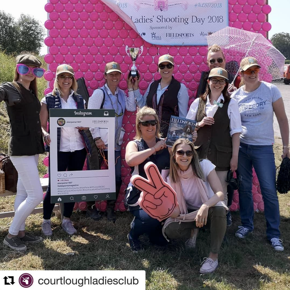 S&CBC 2018 Ladies' Ladies Shooting Day Shotgun & Chelsea Bun Club