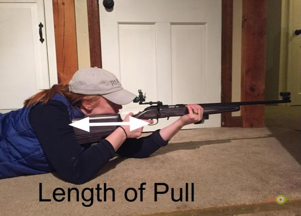 Custom Stock Length Of Pull Monroe
