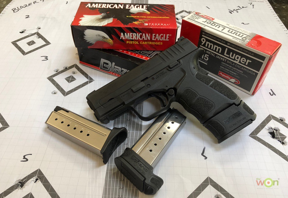Springfield XDS Mod2 target xd-s mod.2