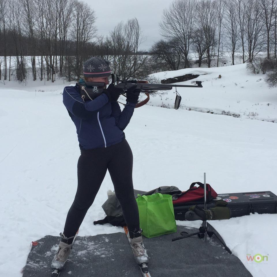 Standing Position Biathlon