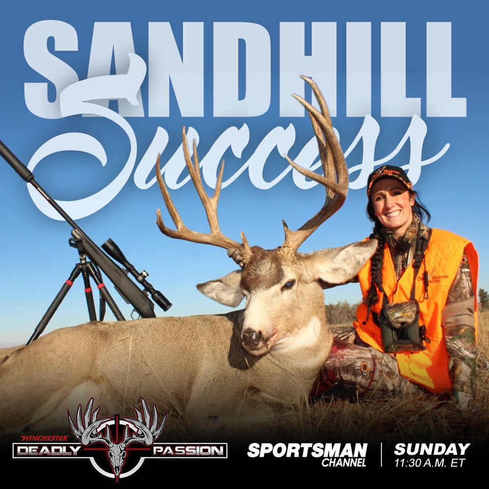 Melissa Bachman Winchester Deadly Passion Sportsman Channel
