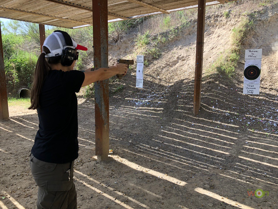Glock-19x-Women Review UMC Shooting