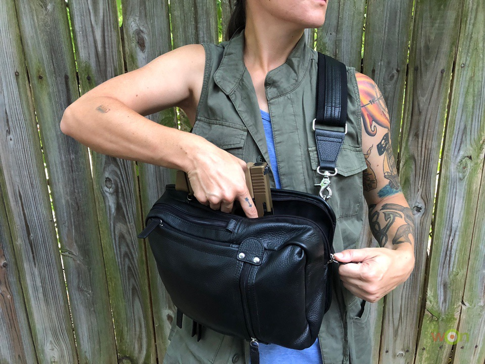 Glock19x Review Concealed Purse