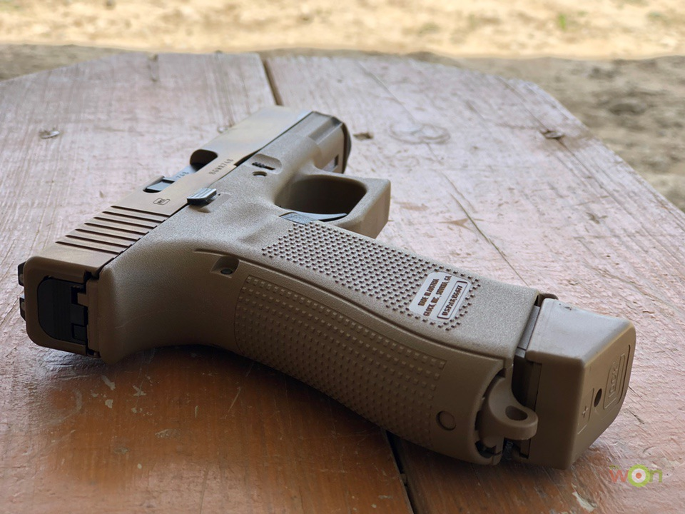 Glock19x Review Gun Crossover pistol