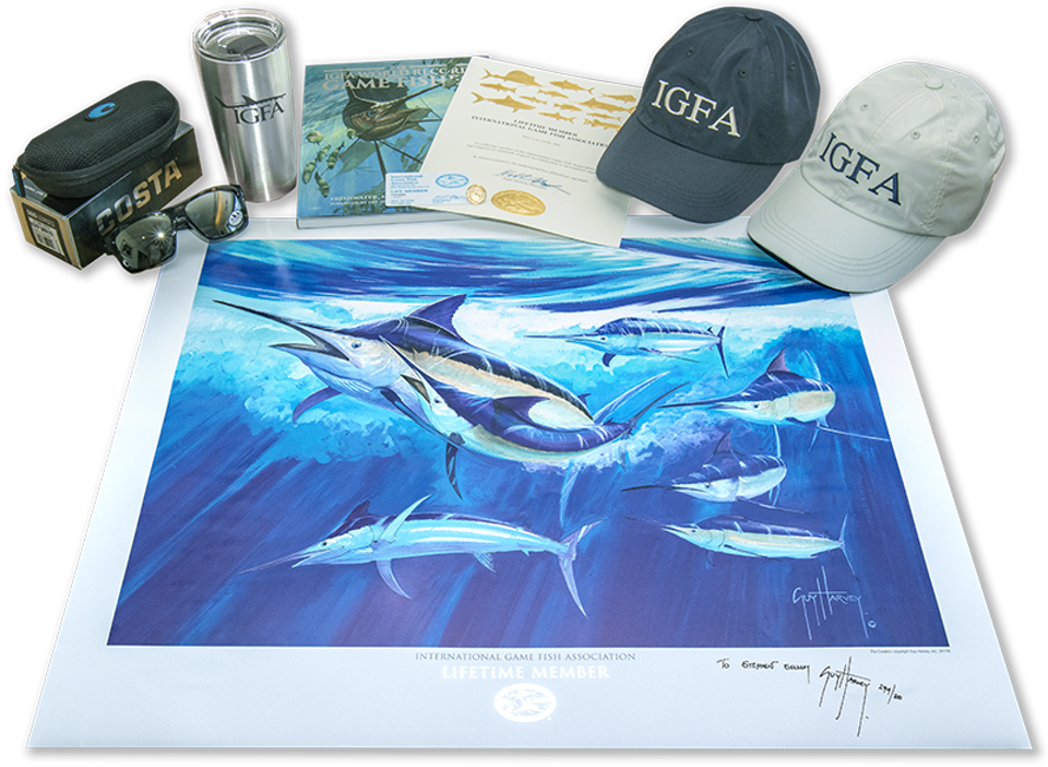 IGFA Lifetime Offer 2018 ethical angling practices international game fish association