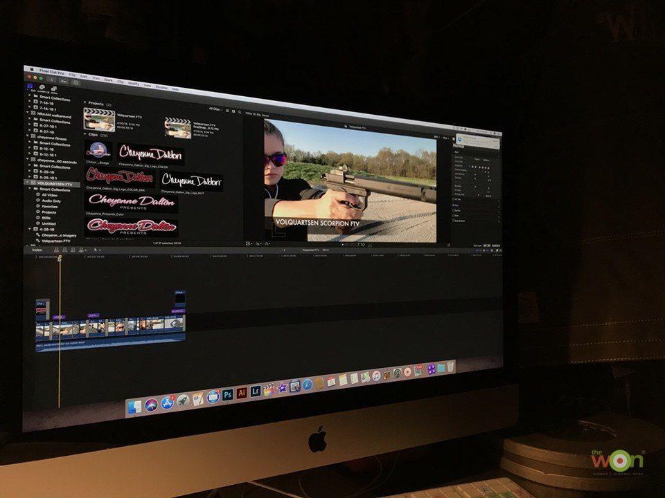 Mac Editing 2018