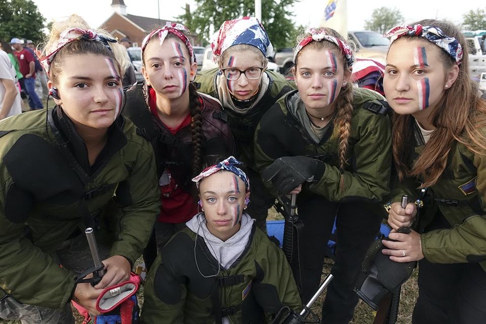 NJTeam18_FacesFalk2 Rattle Battle Iron Women Camp Perry