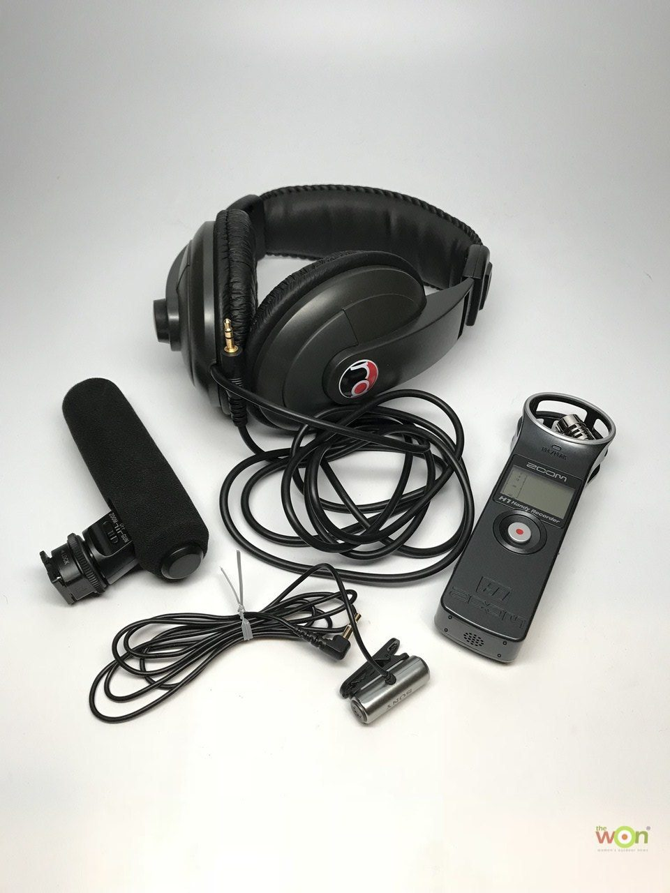 Sound Equipment camera equipment