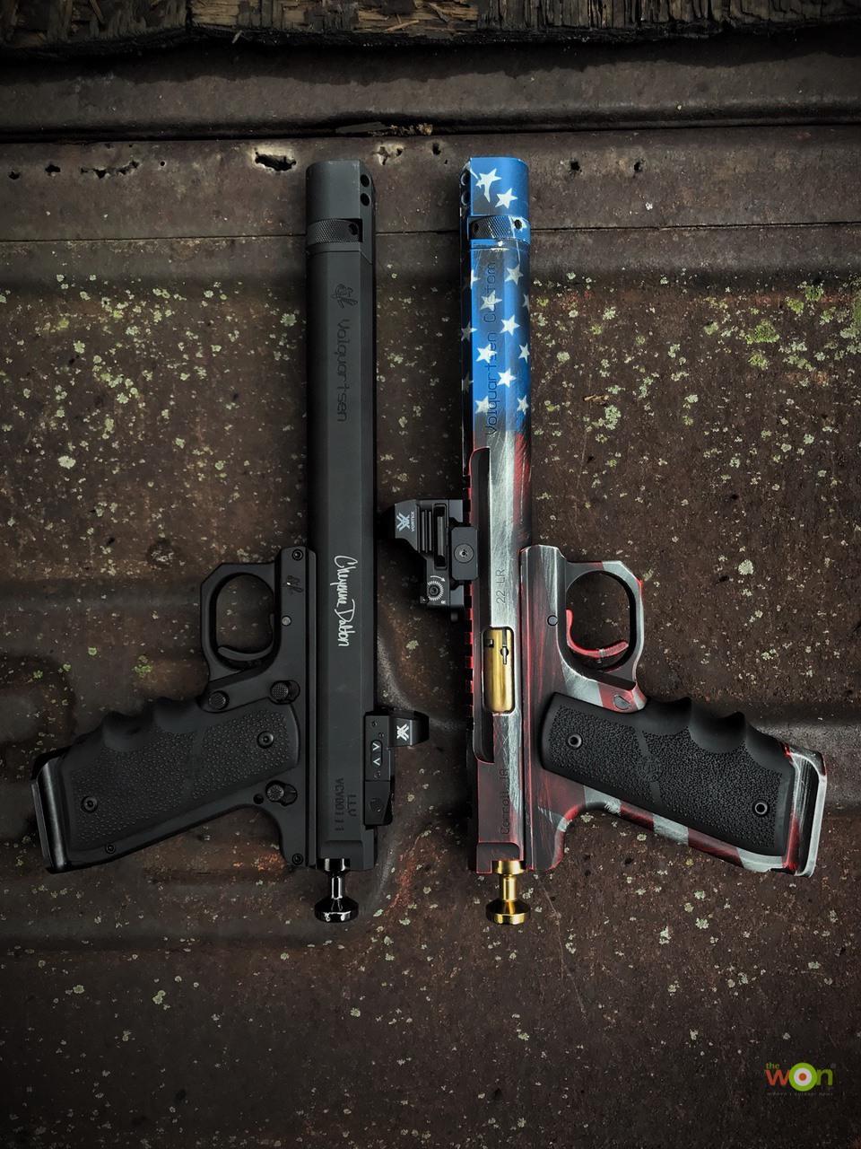 Volquartsen pistols Cheyenne
