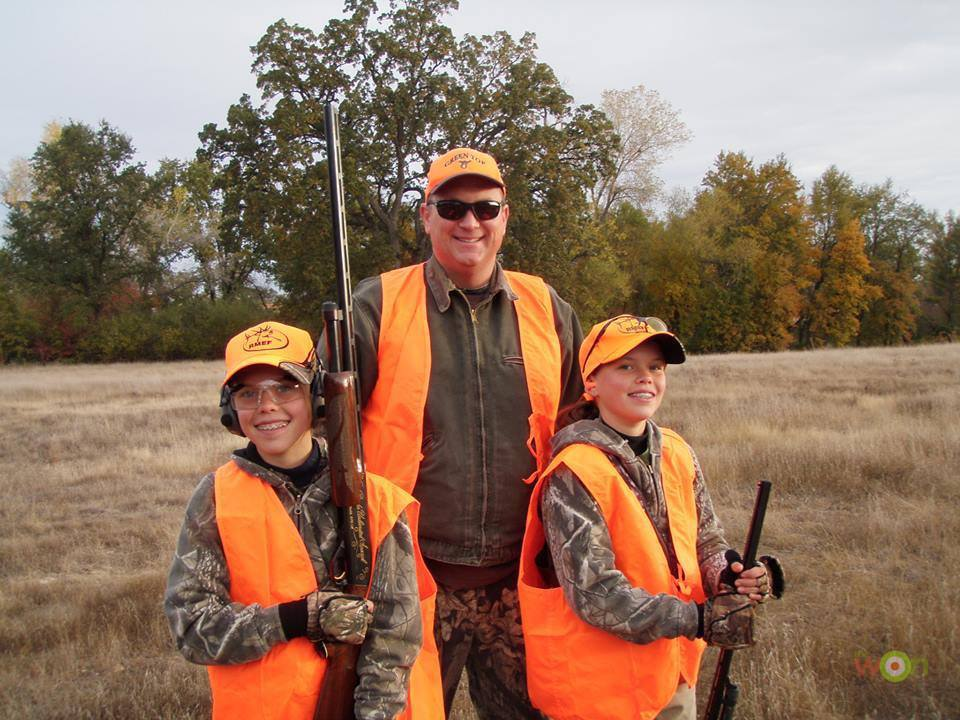 dove with dad 2015 hunting dove season