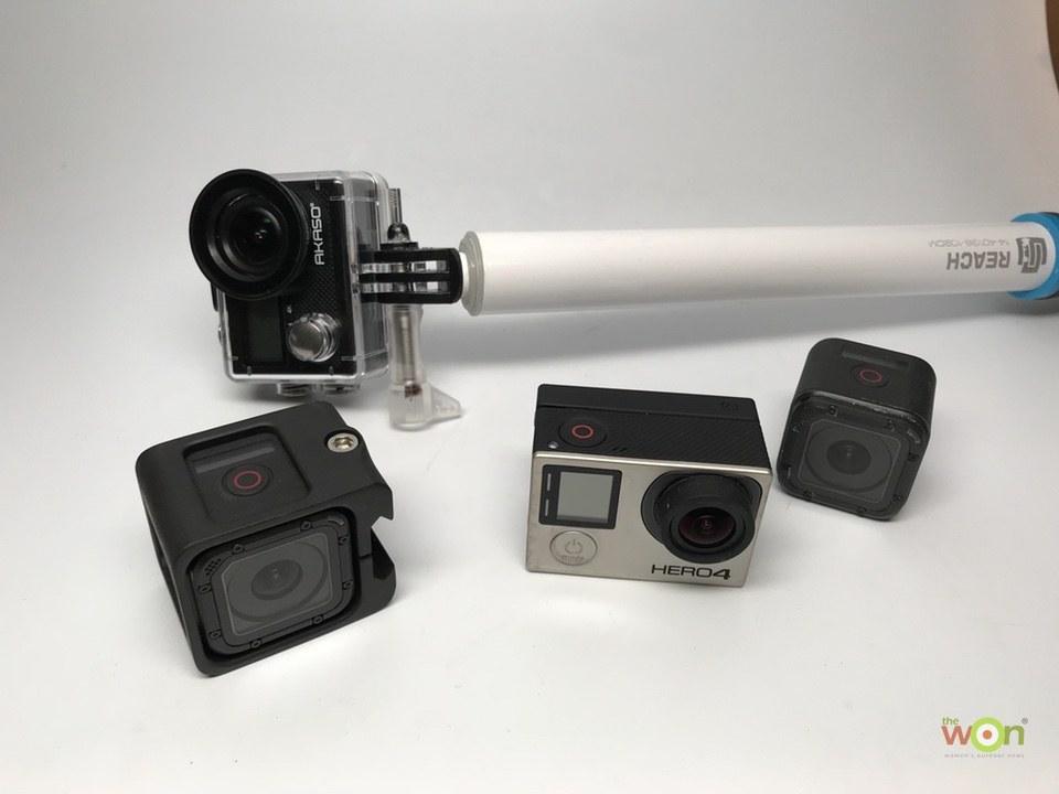 gopros 2018 video equipment