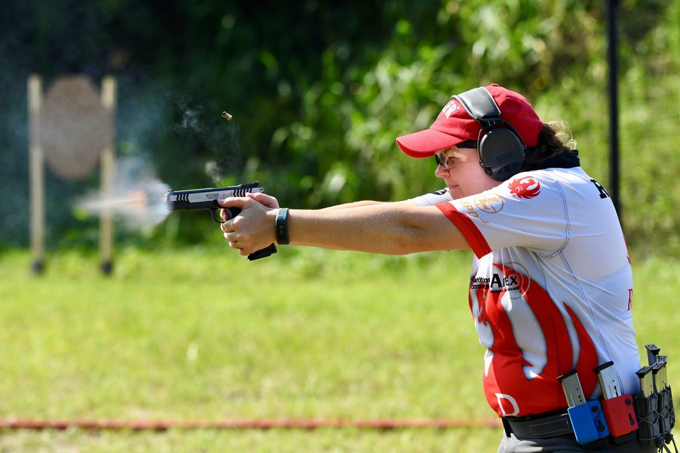 Ruger Randi Rogers High Lady 2018 US International Practical Shooting Confederation IPSC National Championship
