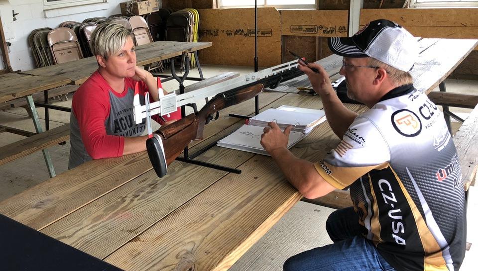 Cerino Miller CZ shotgun fit Fit a Shotgun