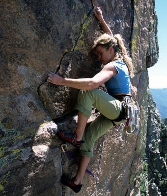 Climbing 2 feature