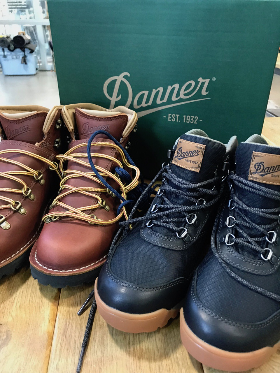 Photo Gallery Behind The Scenes At The Danner Boot