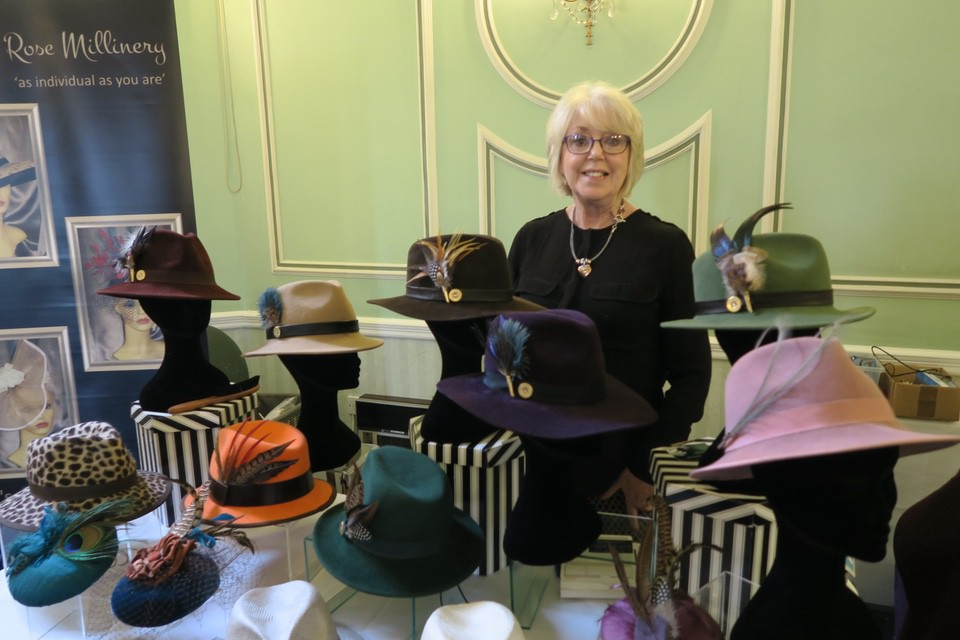 Jennifer Rose Millinery