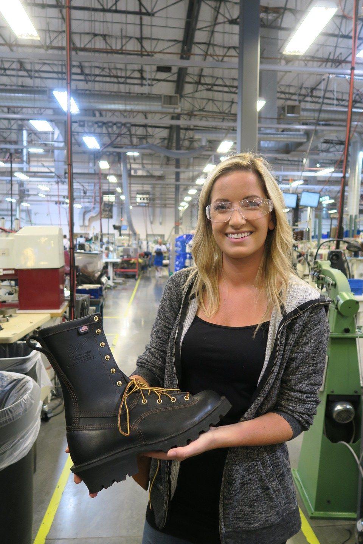Erin Braun danner boots