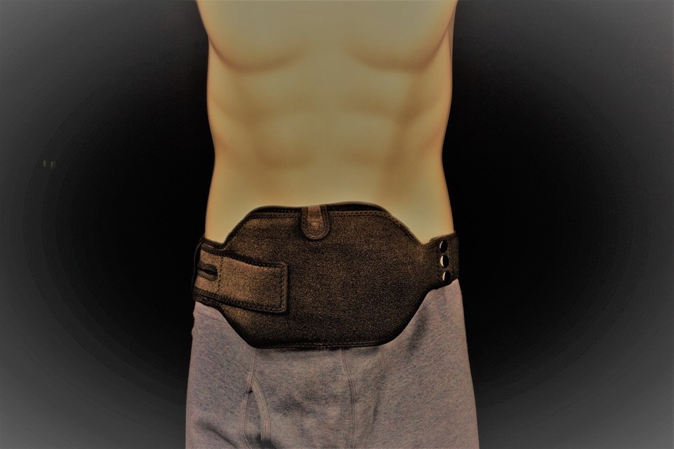 Pistol wear holster