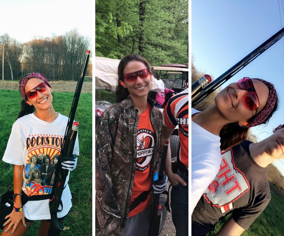 RE ranger shooting glasses safety eyewear