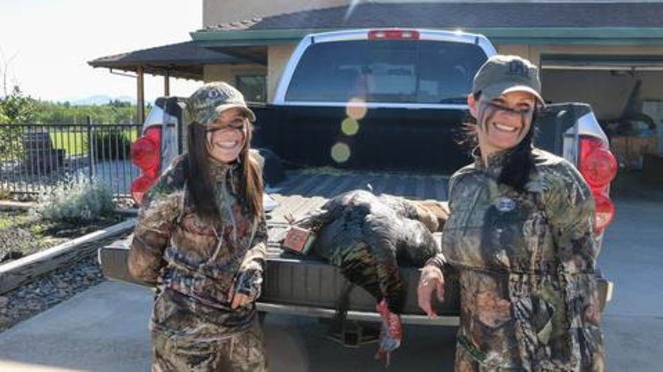 Sierra Turkey GWG girls with guns clothing