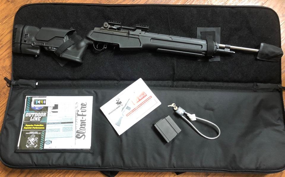 Gun Review Springfield Armory M1a 6 5 Creedmoor