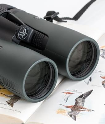 birding binocular feature