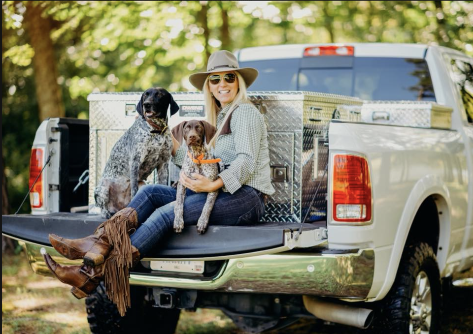 Anna V Outdoors Dogs CZ-USA Upland Hunting