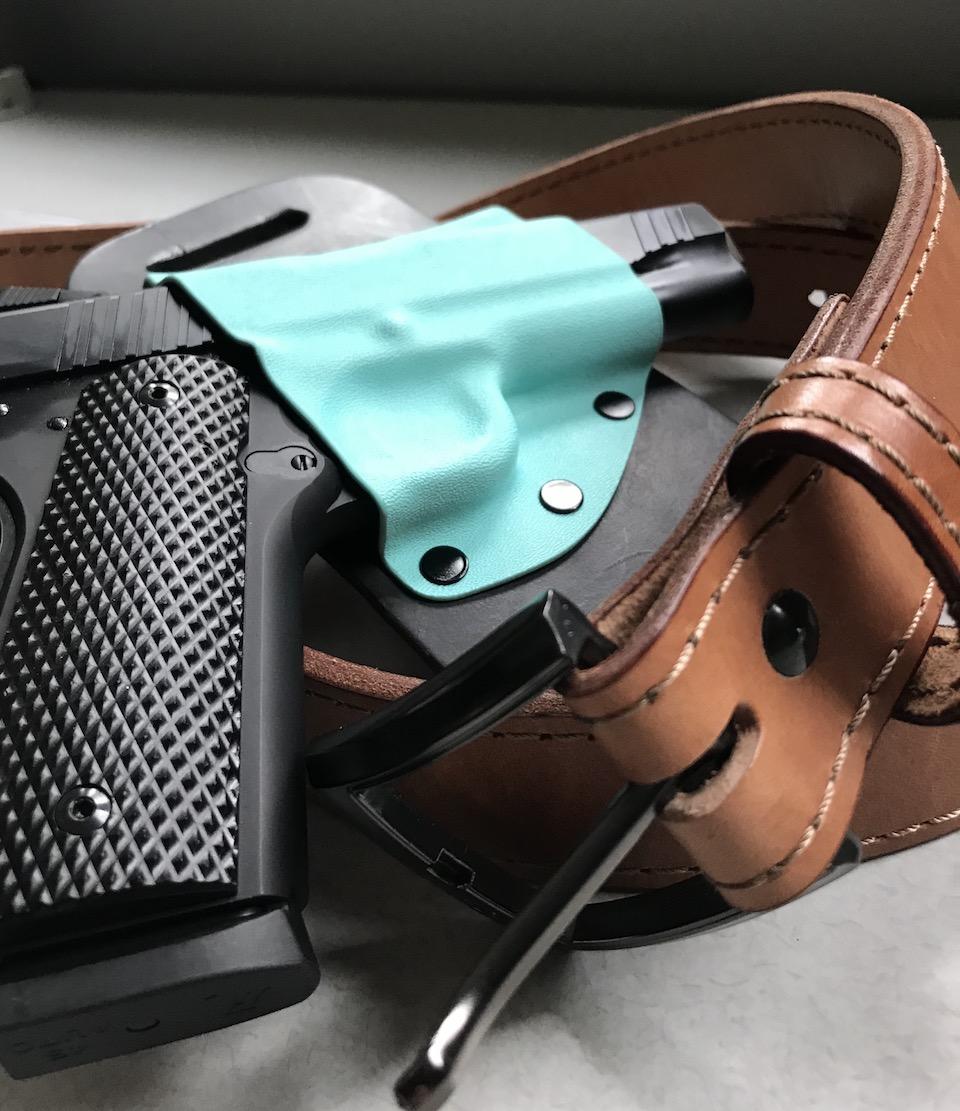 crossbreed belt holster combo
